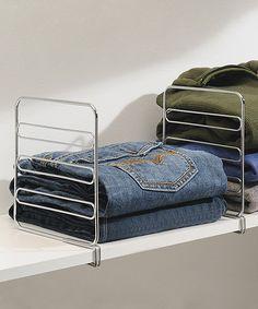 Classico Shelf Dividers