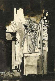Thunderstruck (Graham Sutherland (British, 1903-1980),...)