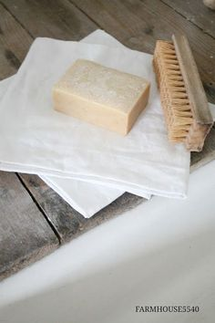 FARMHOUSE5540 ~Weekly Inspriration ~ Soap, Soap Dishes, and Hand Towels