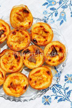 Belém cream cakes (pastel de nata). Lisboa, Portugal  Pastel de nata <3  E ai? Qual a sua maravilha? #maravilhasrio #pasteldenata