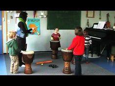 FrancosEDUC / Atelier de percussions corporelles - YouTube