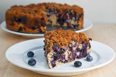 Blueberry Buckle Recipe on Yummly. @yummly #recipe