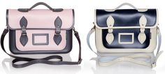 Two of my favorite new @zatchels