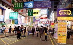 Day 2: Shopping on Sai Yeung Street, #HK #HongKong