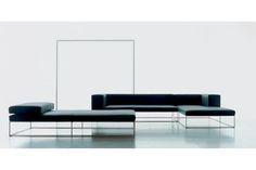 Ile Sofa by Piero Lissoni for Living Divani | Space Furniture