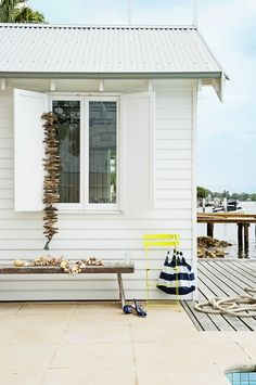 Interiors: Fantastic Small Nautical House! | Art And Chic