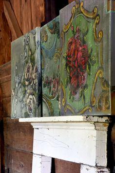 Paintings Jennifer Lanne