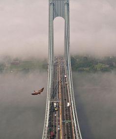 Verrazano Narrows Bridge, NYC