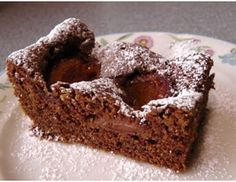 Schokolade–Marillenkuchen - Rezept - ichkoche.at