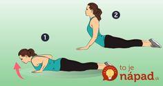 Známy lekár to radí každej jednej žene po 30-tke: Naučte sa tieto pohyby a získate omnoho viac, ako len krásnu postavu! Pelvic Floor, Organic Beauty, Health Fitness, Family Guy, Exercise, Workout, Sport, Plank, Decor