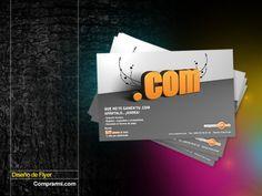Diseño de Flyer Comprarmi.com