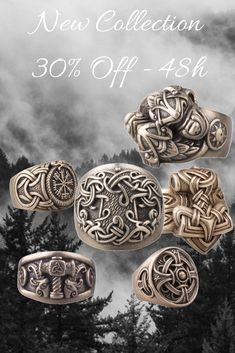 d1e179d17 30 Best Epic Viking & Nordic Jewelry images in 2019