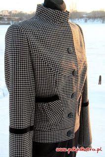 patrón gratis chaqueta o cazadora (tallas 32 a 52)