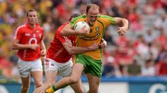 We love and support GAA Football! Donegal got the better of Cork on Sunday to make it to the GAA Final Donegal, Daily News, Scores, Ireland, Irish, Sunday, Football, Running, Fitness
