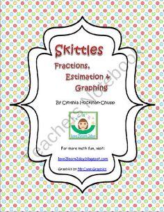 Skittles Fractions,