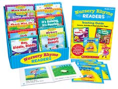 Nursery Rhyme Readers at Lakeshore Learning