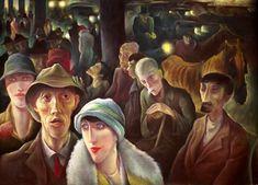 Barnett Newman, Alex Colville, Audrey Kawasaki, Andrew Wyeth, Akira, Earl Moran, Illustration Girl, Girl Illustrations, Bizarre Art