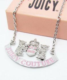 juicy couture jewelry!