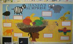 Handa's Surprise classroom display photo - Photo gallery - SparkleBox