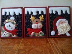 1 million stunning free images Felt Christmas Decorations, Christmas Flowers, Felt Christmas Ornaments, Christmas Centerpieces, Christmas Sewing, Kids Christmas, Handmade Christmas, Diy Arts And Crafts, Felt Crafts