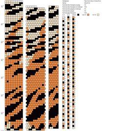 10 around tubular bead crochet rope pattern Crochet Bracelet Pattern, Loom Bracelet Patterns, Crochet Beaded Bracelets, Bead Crochet Patterns, Bead Crochet Rope, Beaded Crafts, Jewelry Patterns, Beading Patterns, Beaded Crochet