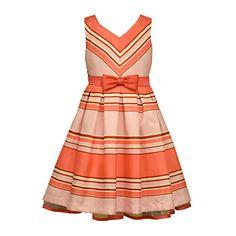 jcpenney.com   Bonnie Jean® Sleeveless Striped Dress - Girls 7-16