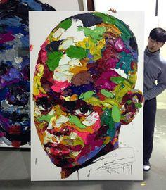 KwangHo Shin - Artist and his work!