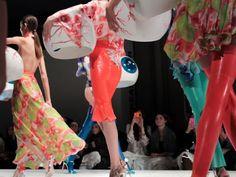 per filo e per (di)segno: Moda e Design - Una sfilata di Moda accompagna le ...