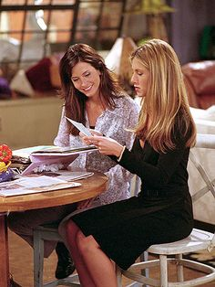 Friends Gaffe Shows Stand-Ins in Some Scenes