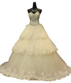 Apparel: Hona USA Wedding Dress -  Buy New: $999.00
