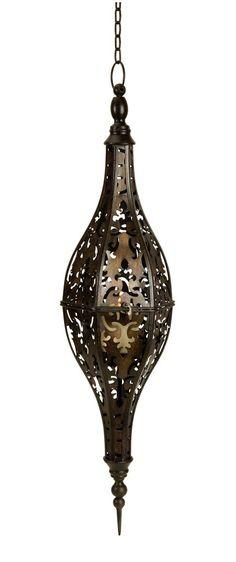 Arabesque Hanging Lantern