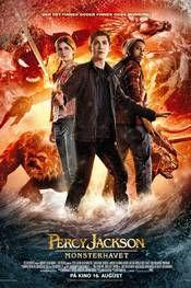 Percy Jackson : Monsterhavet (Sea of monsters)