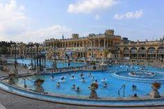Szechenyi Bath - Budapest_Hungary
