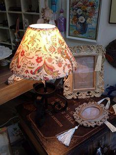 """Lamp """"Orient"""",lampshade separately,unique home decor"""