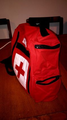 sac left 4 dead 2 medic pack frst aid bag couture sewing 2