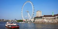 Adults (£6.50) and children (£3.25) can hop aboard one of City Cruises' sightseeing boats and see London's top landmarks from the Thames for 44% less than usual.