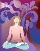 La méditation spirituelle ou pas vous permettra d'obtenir un état d'esprit libre,