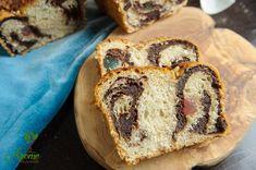 Cozonac vegan + un cadou - Arome de poveste Bread, Thermomix, Brot, Baking, Breads, Buns