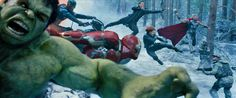 Marvel's massive two-part follow-up to Avengers: Age of Ultron just got even bigger. IMAX announced today that directors Joe and Anthony Russo will shoot both installments of Infinity War, currently slated for May 2018 and 2019, entirely in the company's giant-screen format.