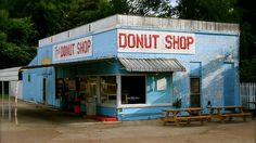 "Natchez, MS...The Donut shop has been featured in countless publications including Food Network® and Southern Living® Magazine for it's sugary sensations. They're so good, Alton Brown has talked about them on ""Feasting on Asphalt,"" and they have gotten attention from The New York Times®."