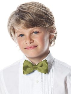 bowtie for Jr. Ushers and ring bearer