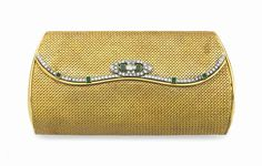 Diamond Gemstone, Evening Bags, Clutch Bag, Solid Gold, Jewelry Collection, 18k Gold, Diamond Cuts, Coin Purse, Jewels