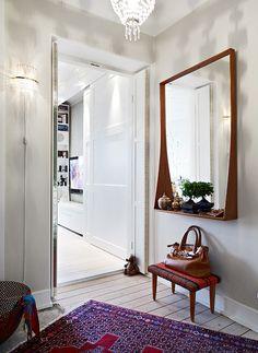 VINTAGE & CHIC: decoración vintage para tu casa · vintage home decor: El piso perfecto (de 40m2!!) [] The perfect (small) apartment