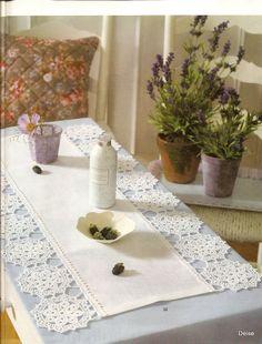 Revista Burda Especial Patchwork em Croché - Diz Mary Mary - Picasa Web Albümleri