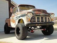 「55 chevy truck 4x4」の画像検索結果