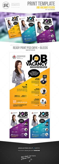 We\u0027re hiring sample flyer design template Corporate Flyer