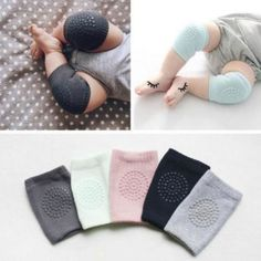 knee pads for babies. Brilliant! More