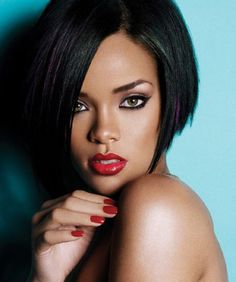 Rihanna. Still love this cut.