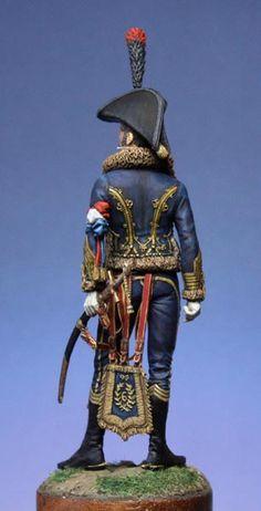 Colonel aide de camp d'un gйnйral en chef, 1800.
