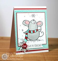 lil inker snow mouse - Google Search